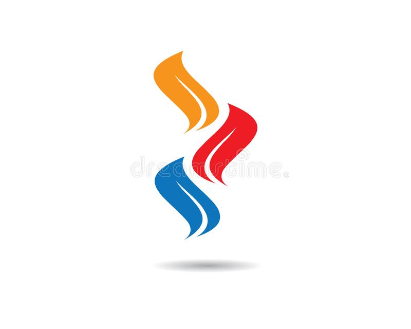 Gas and oil icon vector. Illustration, fire, drop, flammable, heat, hot, warm, silhouette, shape, fiery, emblem, logo, flame, design, concept, abstract royalty free illustration