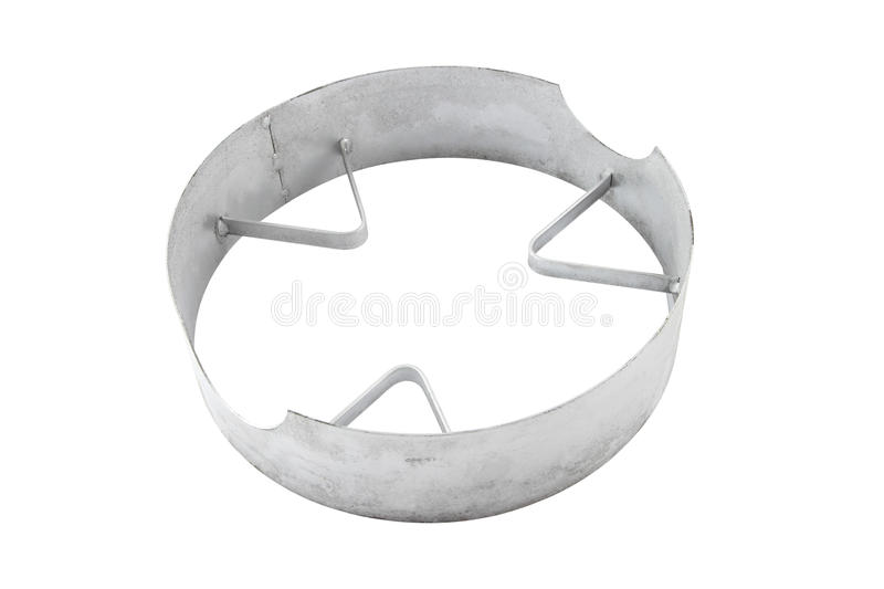 Download Gas Oven Ring Shield Stock Image - Image: 23151631