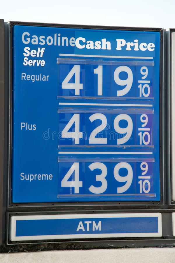 Gas price kepps rasing