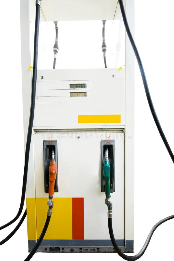Gas Pump stock images