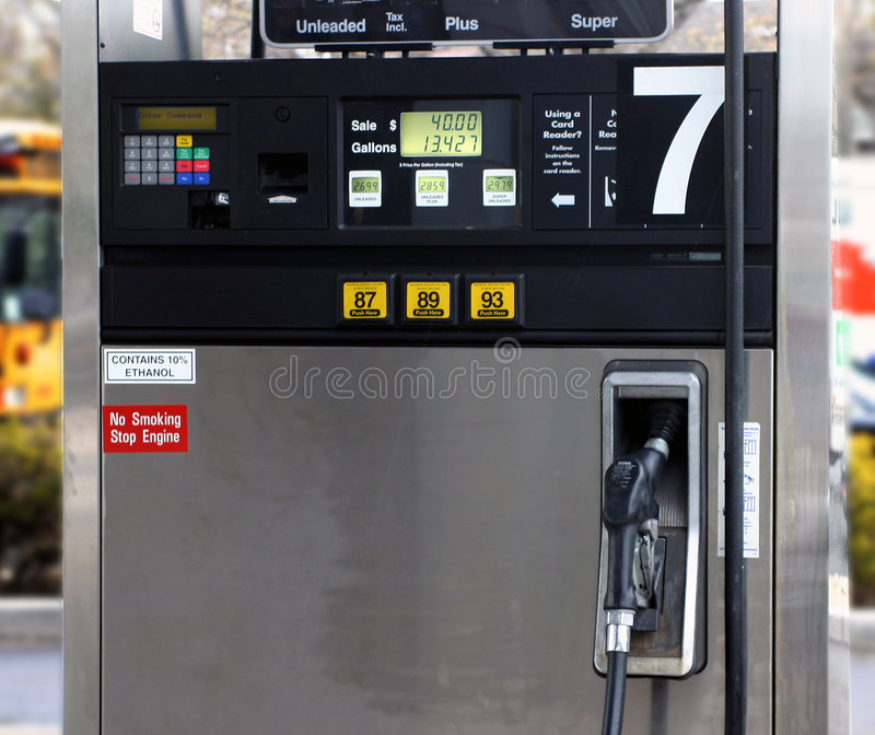 Download Gas Pump Stock Photography - Image: 2314262