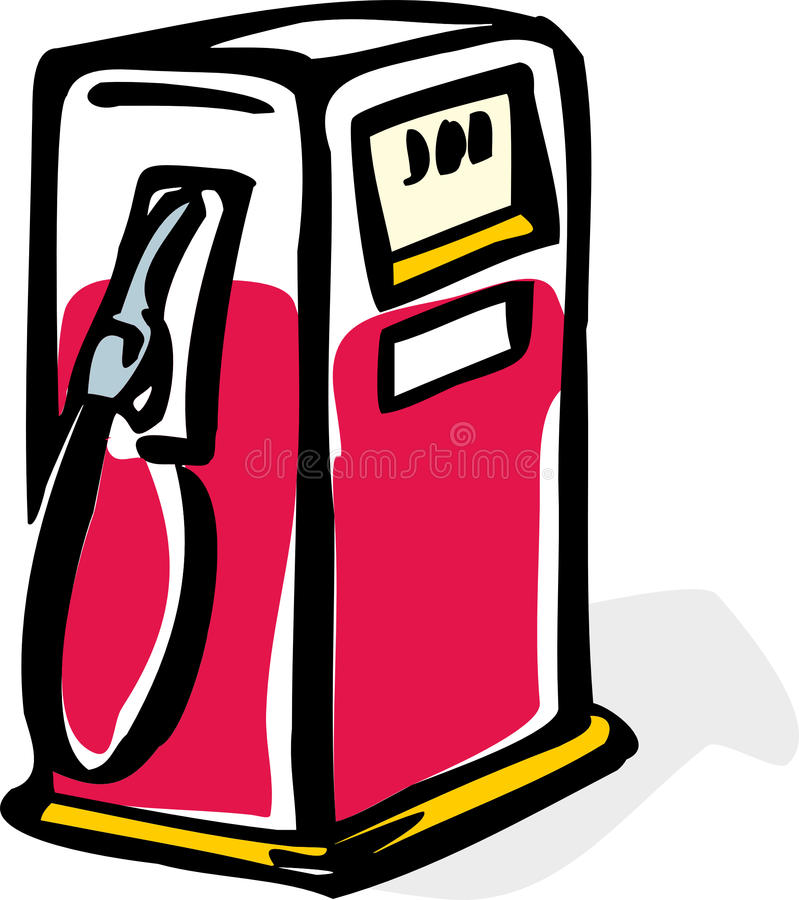 gas pump stock vector illustration of unleaded pollution 29079516 rh dreamstime com old gas pump clip art old gas pump clip art