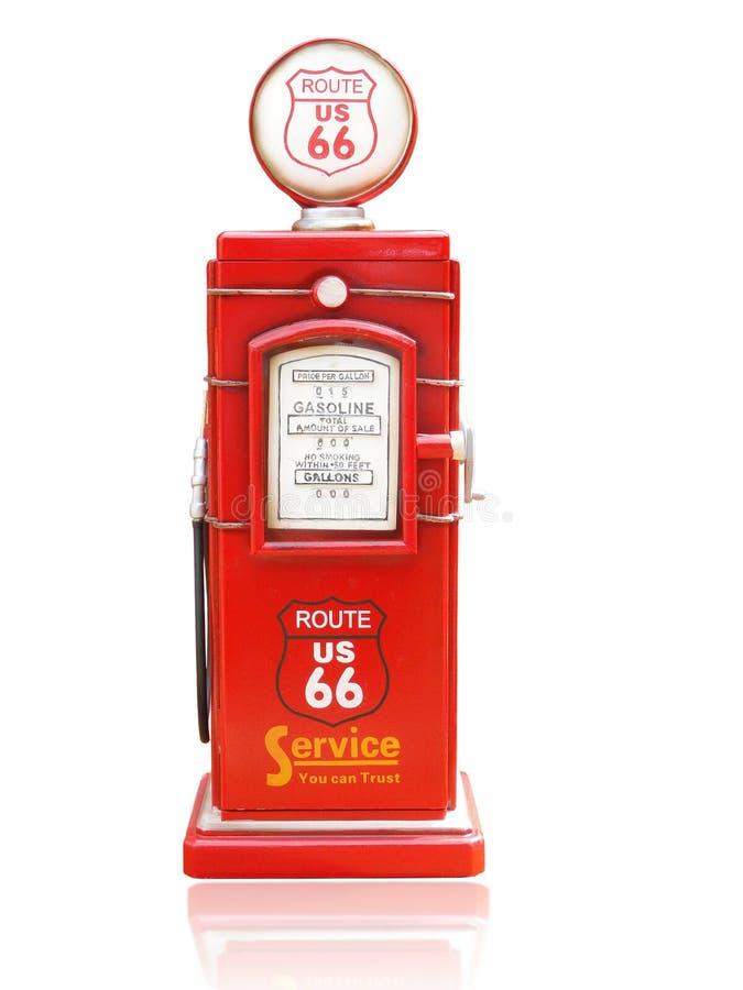 Gas pump c stock photography