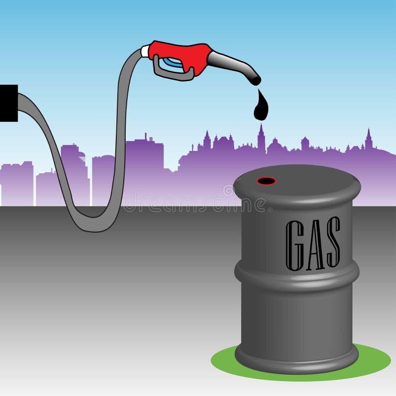 Download Gas pump nozzle stock vector. Illustration of diesel - 18803025
