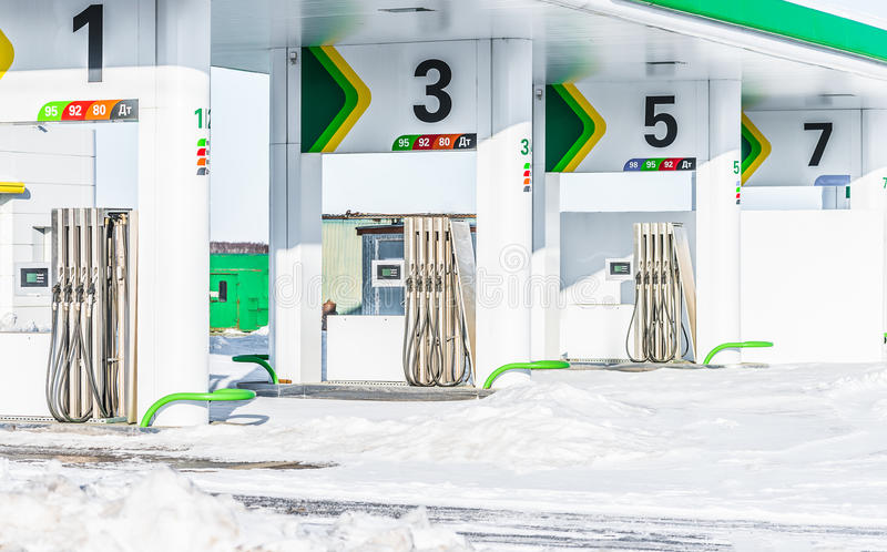 Download Gas station stock photo. Image of highway, gasoline, benzine - 29694162