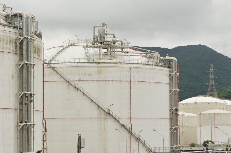 Download Gas tanks stock image. Image of density, bolt, holder - 25322977