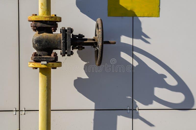 Download Gas Valve Royalty Free Stock Photos - Image: 37530618