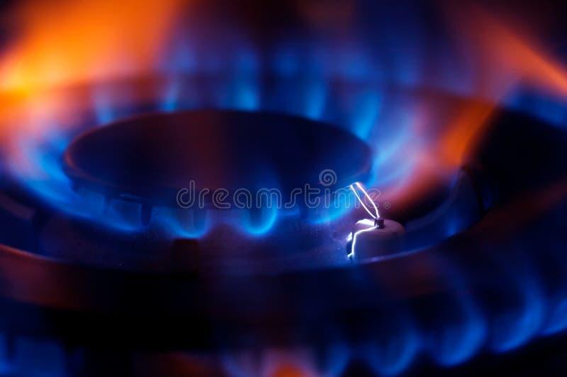 gascirkel royaltyfri foto