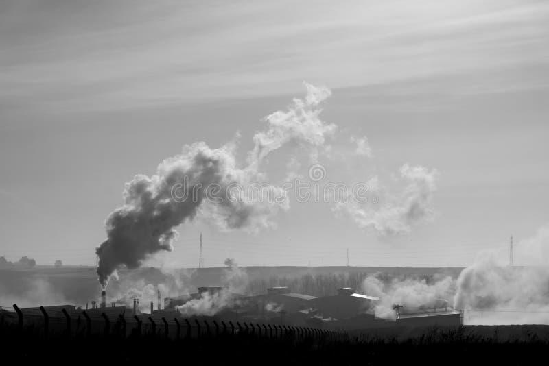 Gase gehen die Natur lizenzfreies stockfoto