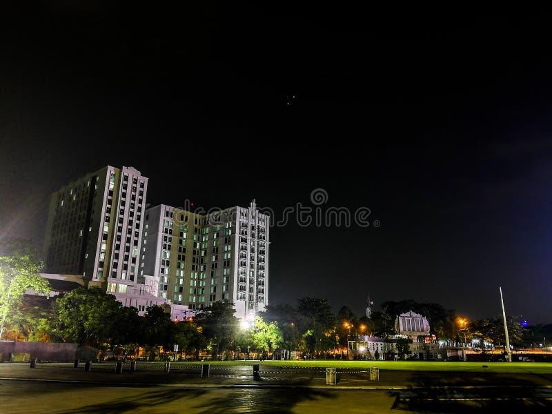 Gasibu Bandung dall'Indonesia fotografia stock libera da diritti