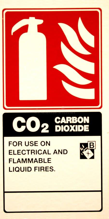 gasidła ogienia znak obraz stock