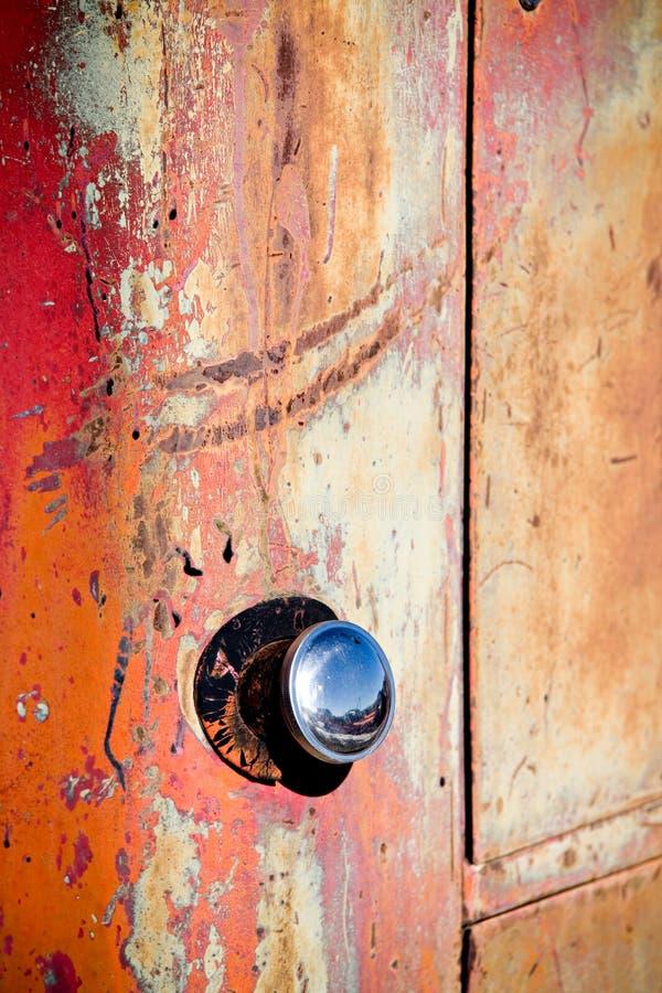 Gaskappe grunge Auszug stockfoto