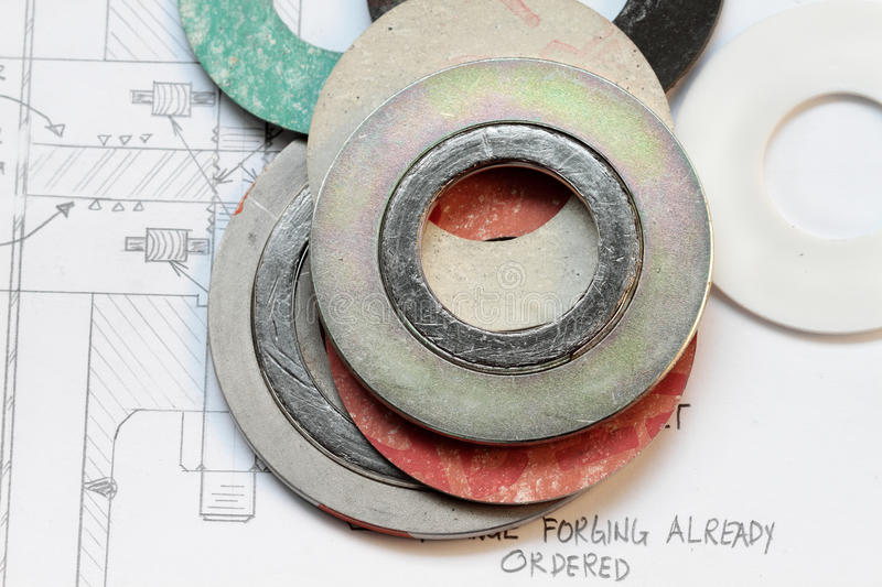 Download Gasket Royalty Free Stock Photography - Image: 16834927