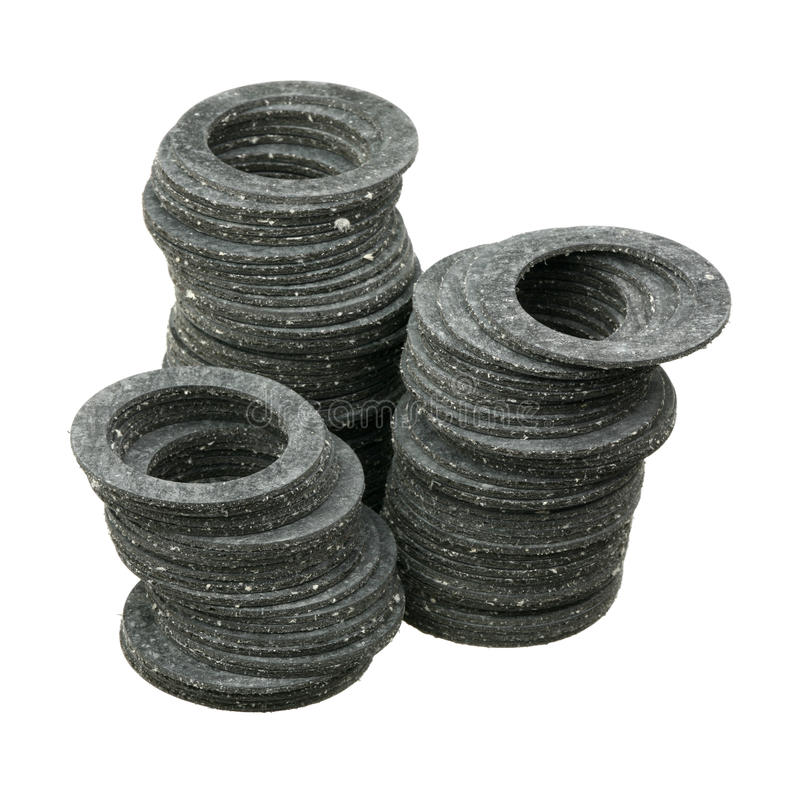 Gaskets stock image