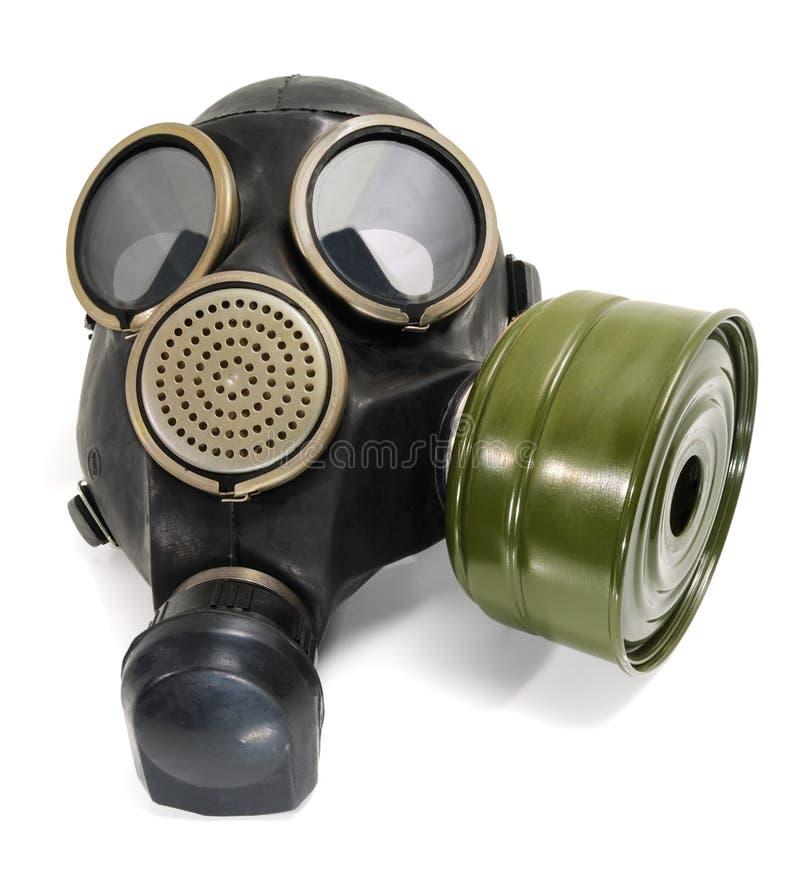 Gasmasker stock afbeeldingen