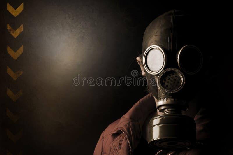 Download Gasmasker stock afbeelding. Afbeelding bestaande uit wereld - 22085213