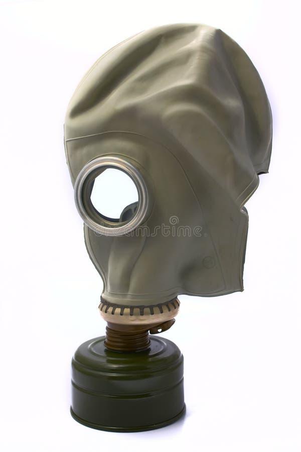 Gasmasker royalty-vrije stock foto