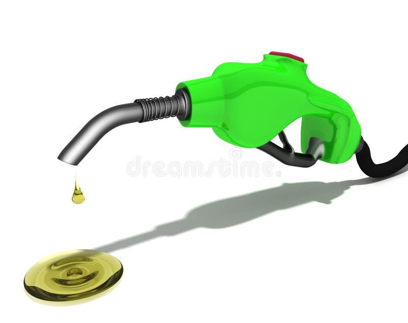 Gasolina ilustração royalty free