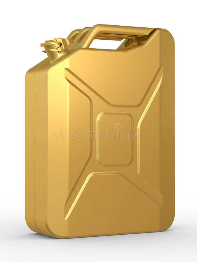 Download Gasoline Canister Royalty Free Stock Photos - Image: 23023348