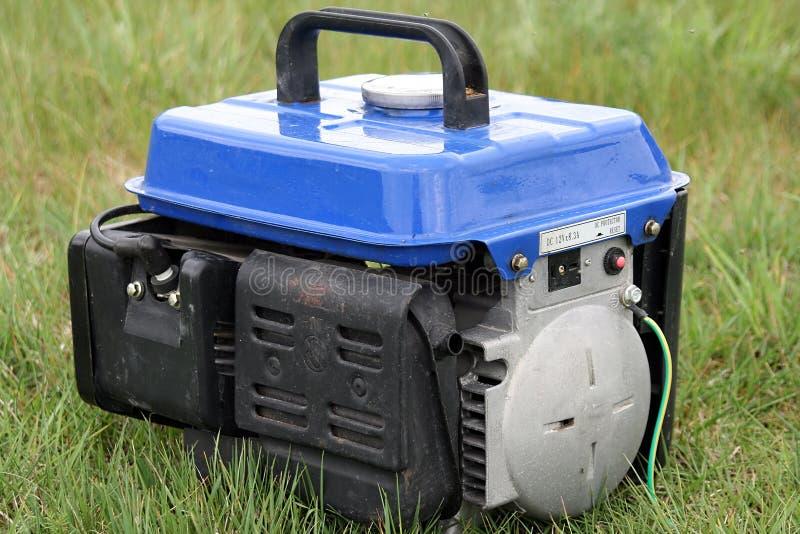 Gasonline generator royalty free stock photography