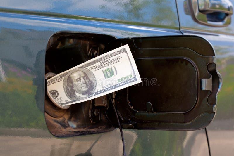 Gaspreise stockbilder