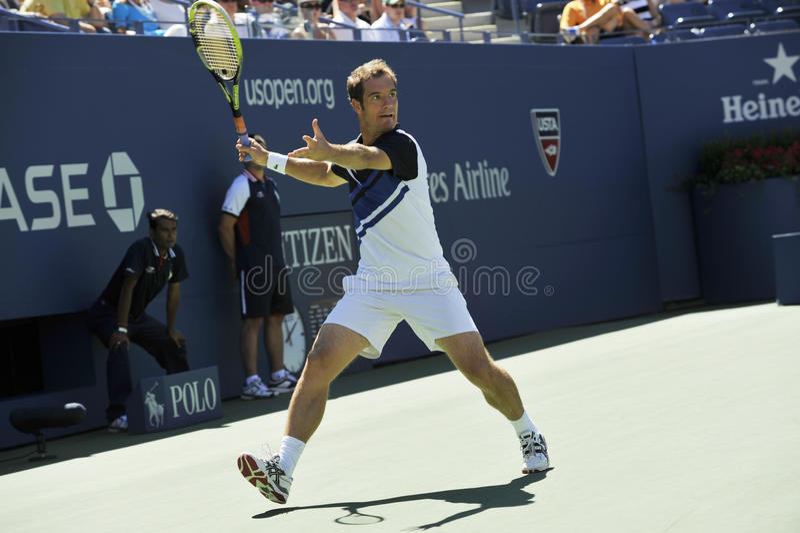 Gasquet Richard all'US Open 2013 immagini stock