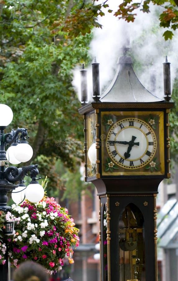 Gastown, Vancouver immagini stock libere da diritti