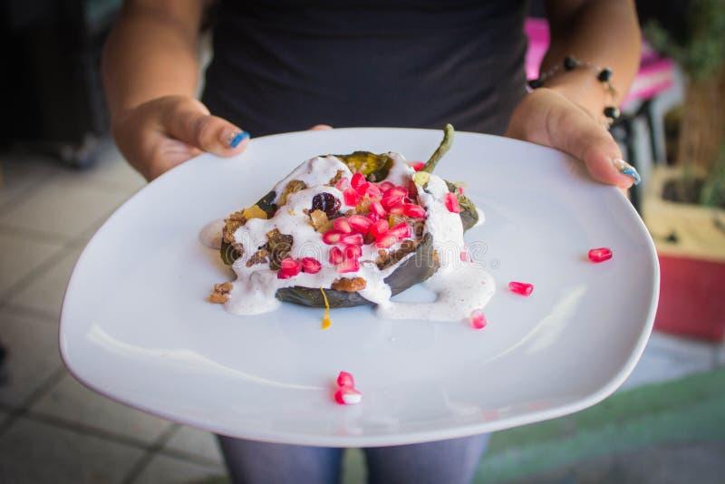 Gastronomía mexicana imágenes de archivo libres de regalías