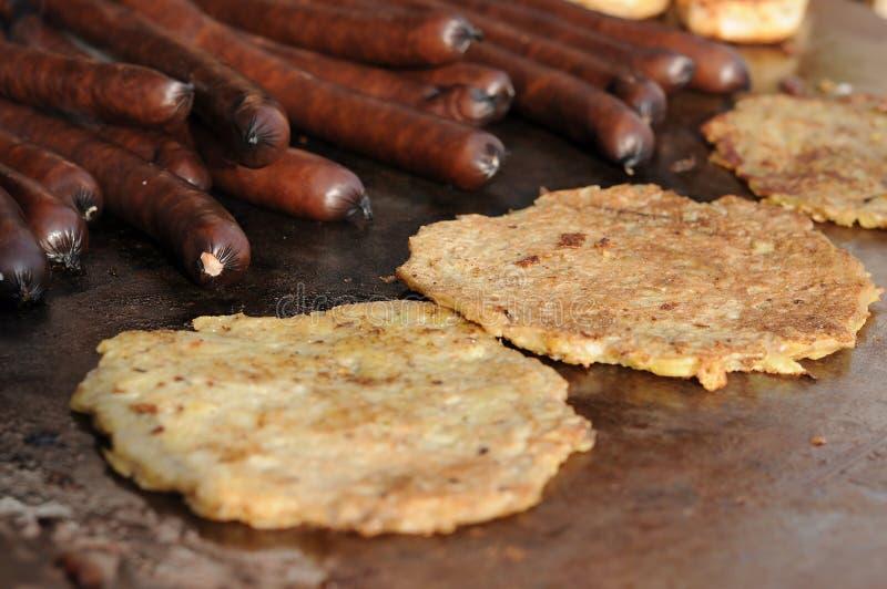 Gastronomie traditionnelle image libre de droits