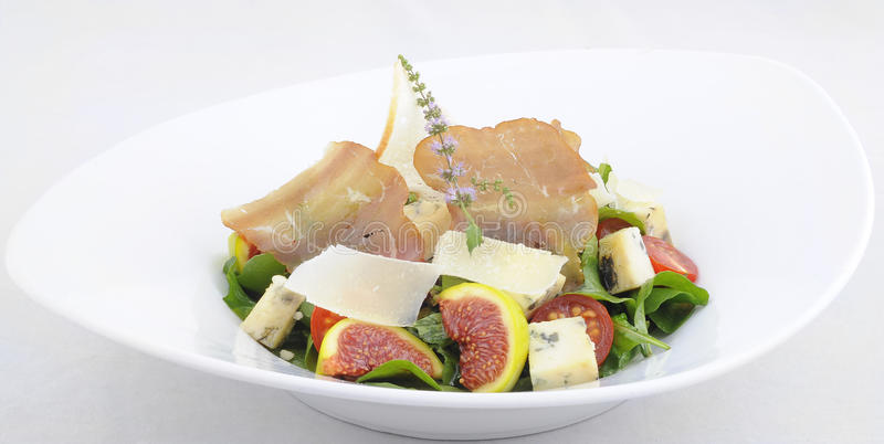 Gastronomische Salade stock foto