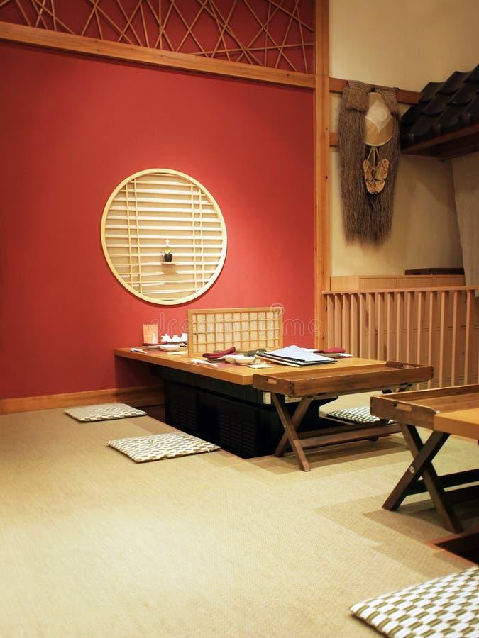 Gaststätte der japanischen Art lizenzfreies stockbild