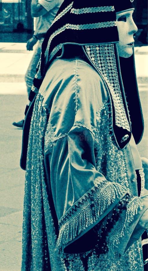 Gatakonstnär royaltyfri fotografi