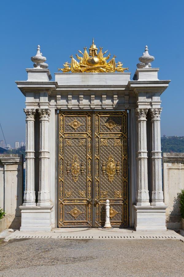 Download Gate in Beylerbeyi Palace stock photo. Image of beylerbeyi - 25294290