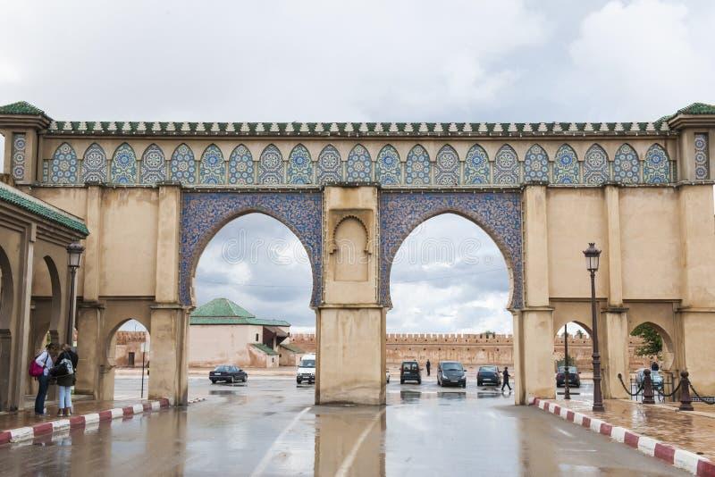 Gate in Rabat, Morocco