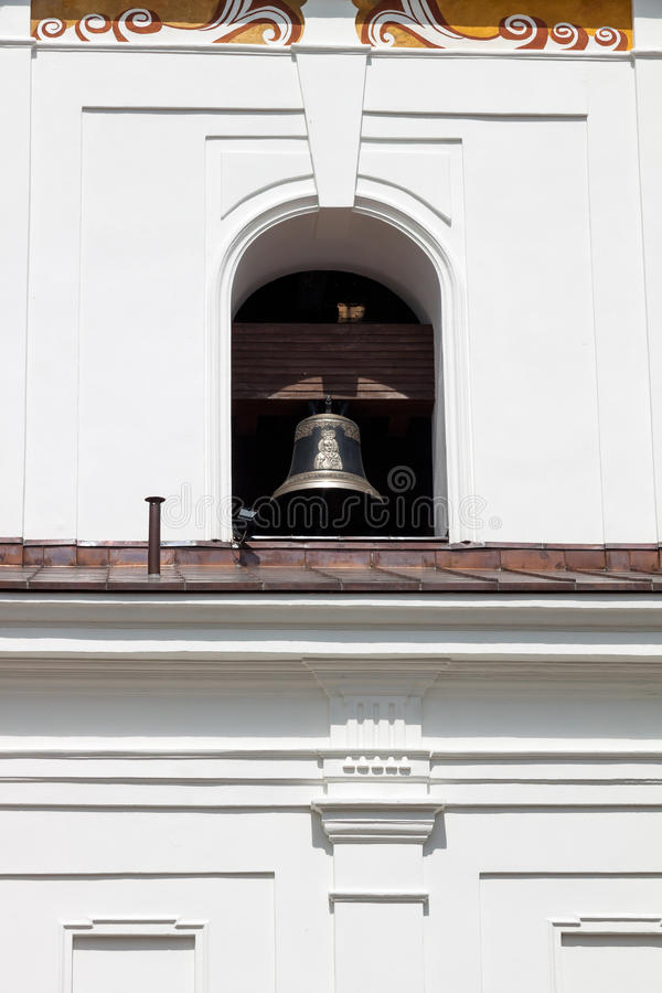 Free Gate Tower Bell, Suprasl Orthodox Church Royalty Free Stock Image - 54888486