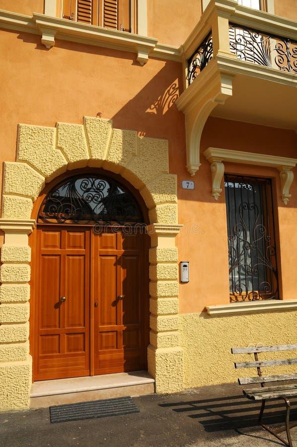 Download Gate in Verona stock image. Image of verona, decoration - 14135701