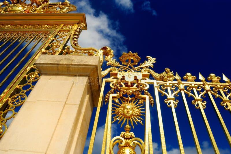 Download Gate At Versailles Royalty Free Stock Image - Image: 21048396