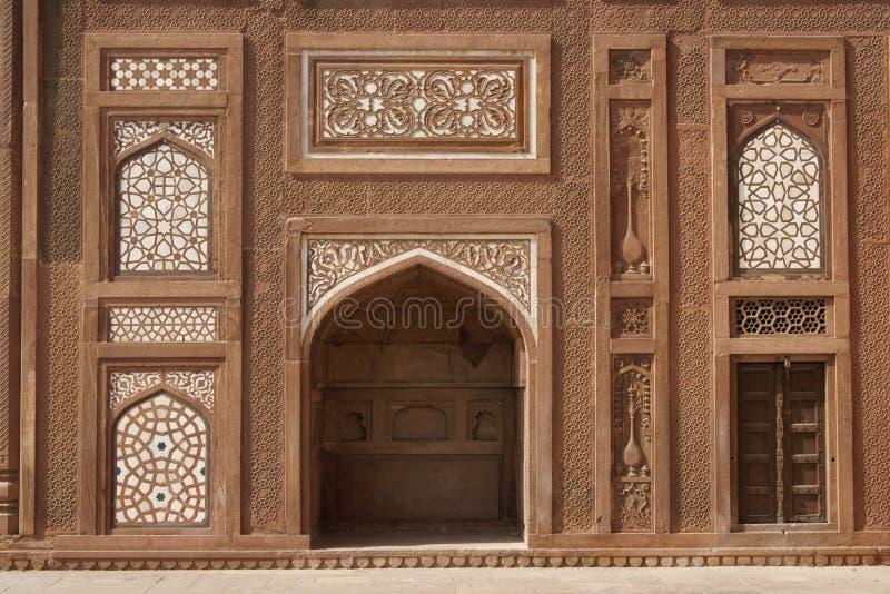 gatehouse islamski obrazy royalty free