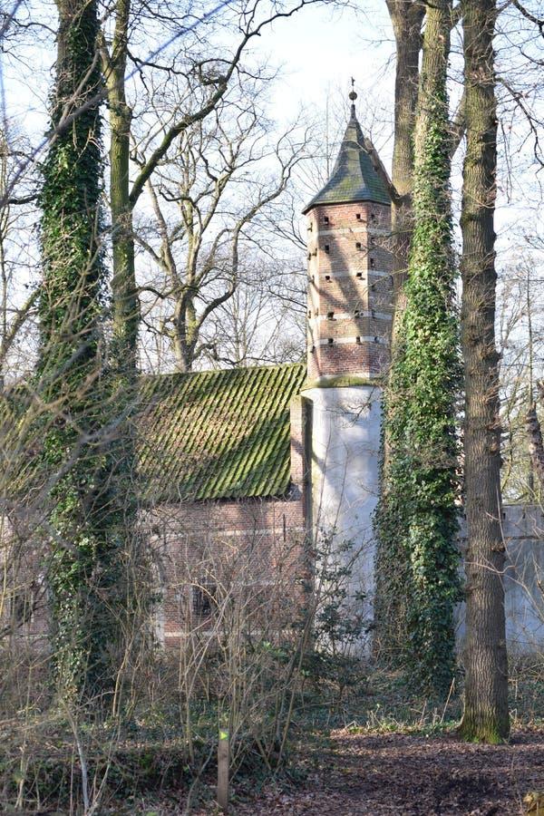 Gatehouse Seldensate obraz stock