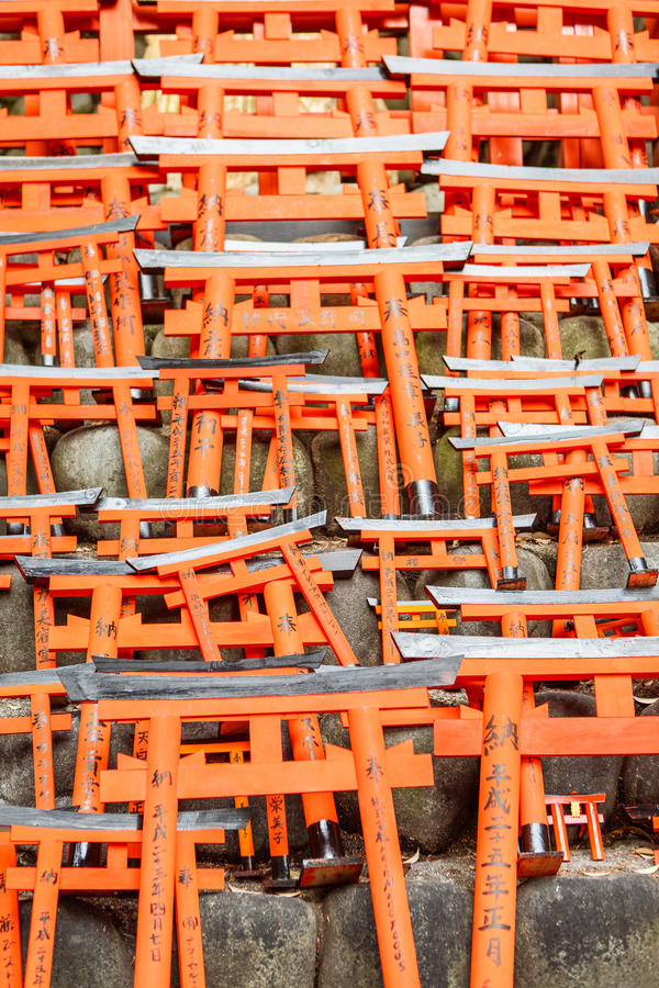gates japansk model red arkivfoto