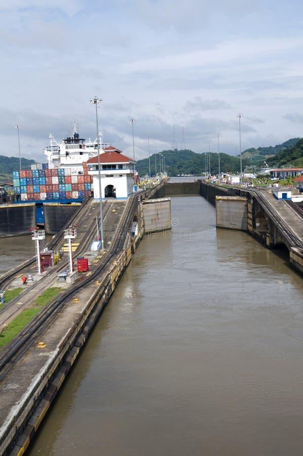 Download Gates Of Pedro Miguel Locks Royalty Free Stock Photos - Image: 22702158