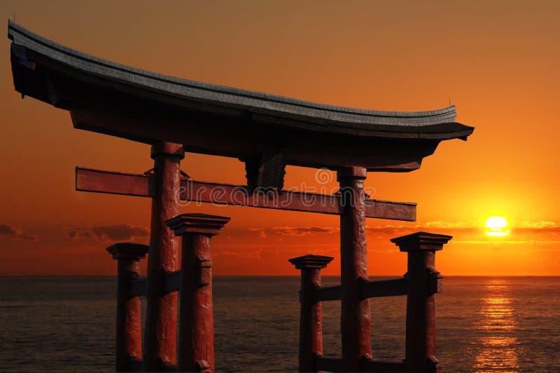 Gateway ao Oriente imagens de stock royalty free