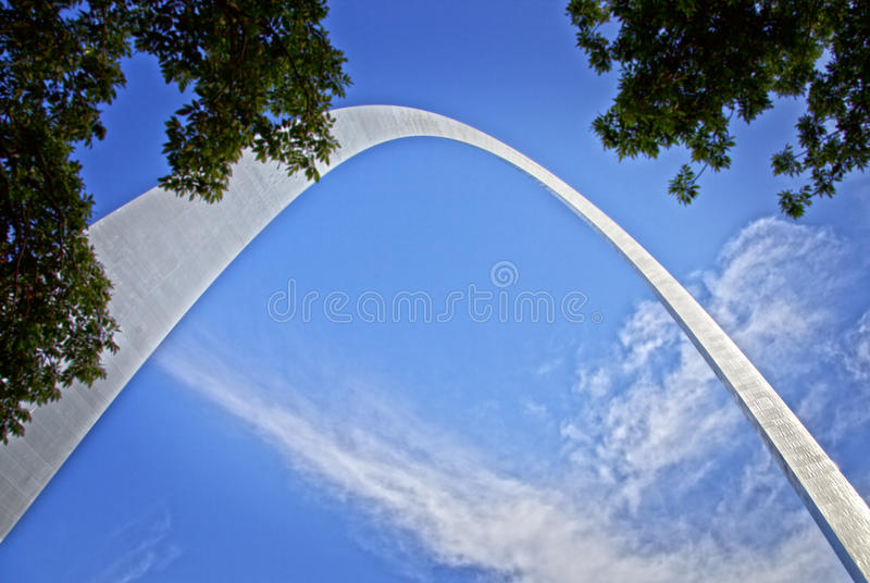 Download Gateway arch stock image. Image of west, missouri, business - 25820901