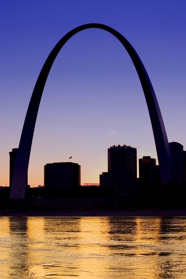 Gateway arch stock images