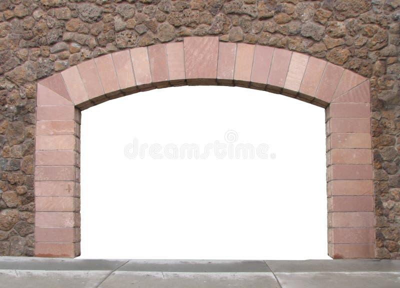 Gateway a em qualquer lugar foto de stock