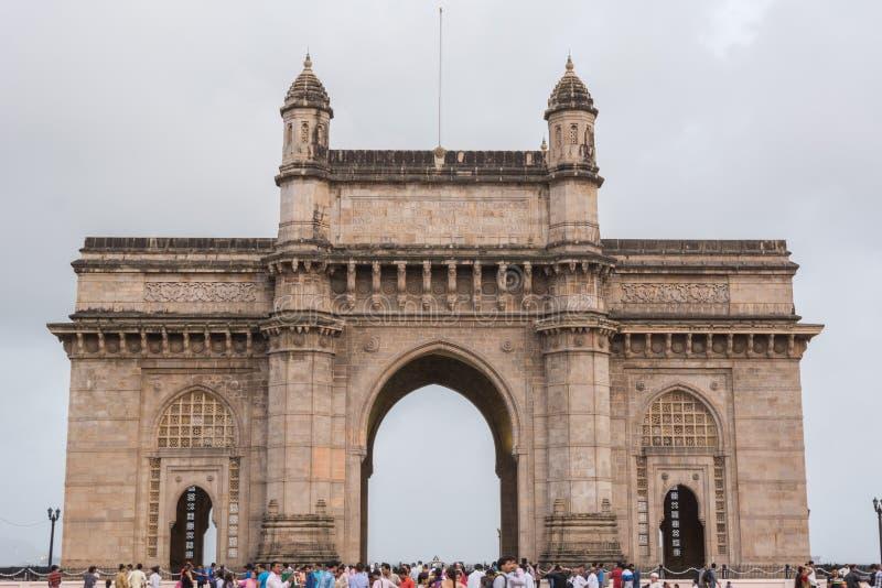 Gateway Of India in Mumbai royalty free stock photos