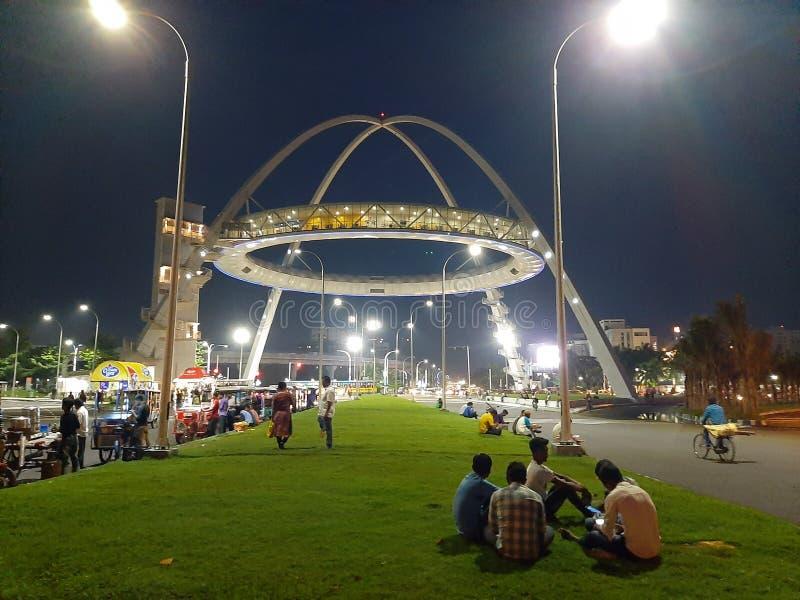 Biswa Bangla Gate,Kolkata,West Bengal India. Editorial ...