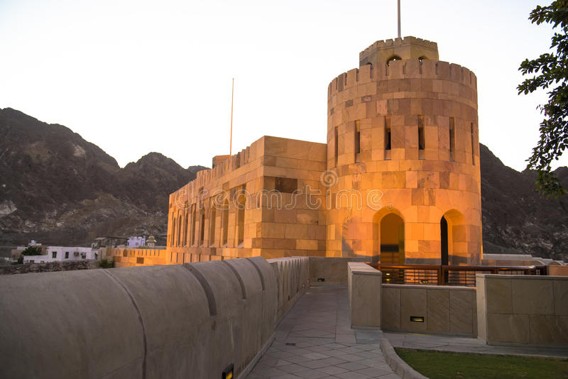Citygate Muscat royalty free stock images