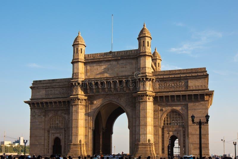 Gateway to India stock photos
