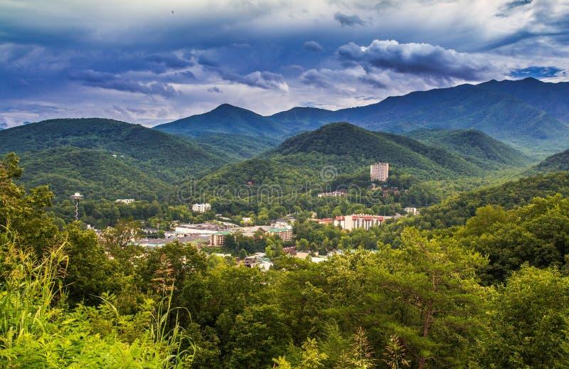 Gatlinburg Tennessee photos libres de droits
